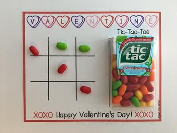 Valentine Tic Tac Toe