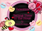 Valentine Time to the Hour