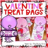 Valentine Treat Bags- Love Birds
