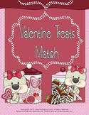 Valentine Treat Match {Early Math Fun}