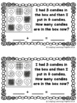 Valentine Treat Math (A Sight Word / Math / Emergent Reader)