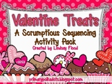 Valentine Treats: A Scrumptious Sequence Activity Pack