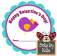 Valentine Tweets, Valentine's Day Cards, Print Your Own