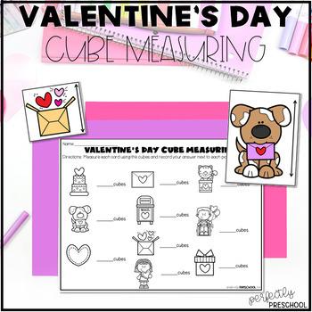Valentine Cube Measuring