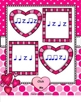 Valentine, Valentine, Who Has My Valentine? - SMNTBK Edition - (Ta, Ti-Ti, Z)