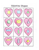 Valentine Worksheets Centers Games:  Printable Pack: 28 pages