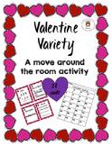 Valentine Variety