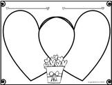 Valentine Venn Diagram