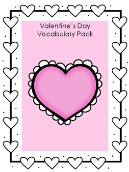 Valentine Vocab
