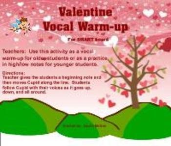 Valentine Vocal Warm-up