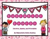 Valentine Vowels: CVC Words, Medial Vowel Sounds, Center &