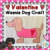 Valentine Weenie Dog: February Craft