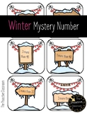 Valentine Winter Mystery Number Game