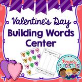 Valentine Word Building Center