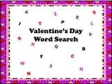 Valentine Word Search Bundle