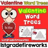Valentine Word Trees BUNDLE