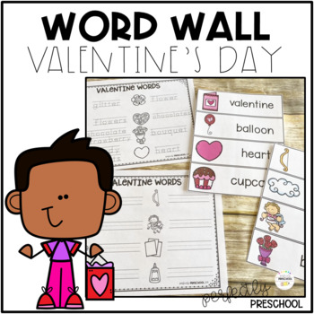 Valentine Word Wall