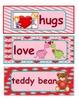 Valentine Word Wall Words