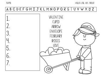 Valentine Work