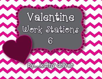 Valentine Work Stations 6