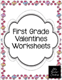 Valentines Day Worksheet Pack