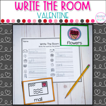 Valentine Write The Room