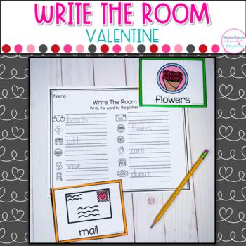 Valentine Write The Room