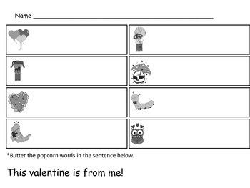 Valentine Write-the-Room