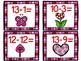 Valentine Write the Room {ELA & Math}