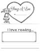 Valentine Writing Activities