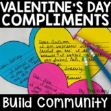Valentine's Day Activity | Writing Compliments