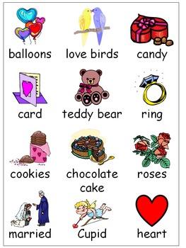Valentine Writing Folder