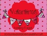 Valentine Writing Packet