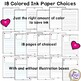 Valentine Writing Paper - Less Ink (33 paper choices)