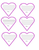 Valentine Compliment Hearts