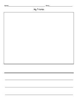 Valentine Writing Prompt 3