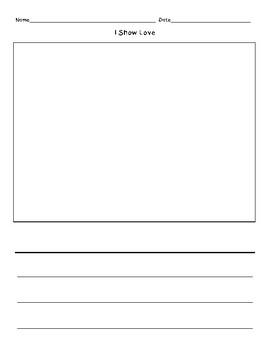 Valentine Writing Prompt 5