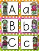 Valentine Zombie Letter Matching FREE