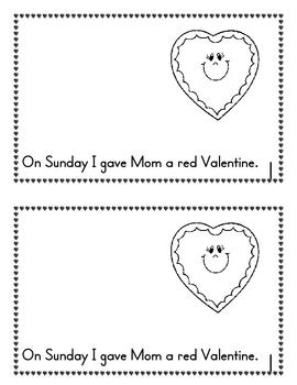 Valentine reader and bingo game