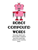 Valentine robot compound words