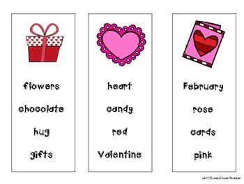 Valentine's ABC Order Center