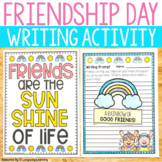 Valentine's Alternative Friendship Day Writing Prompt