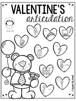 Valentine's Articulation