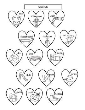 Valentine's Articulation Jars