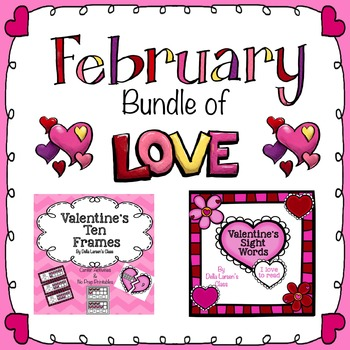 Valentine's BUNDLE