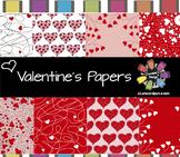 Valentine's Backgrounds