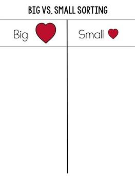 Valentine's Basic Skills Activity Pack