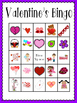 Valentine's Day Bingo (30 completely different cards & calling cards included!)