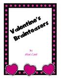 Valentine's Brainteasers
