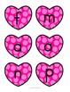 Valentine's CVC Pocket Chart Game
